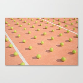 Summer Vibes (Play-2) Canvas Print