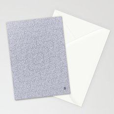 Bardarbunga Silver Stationery Cards
