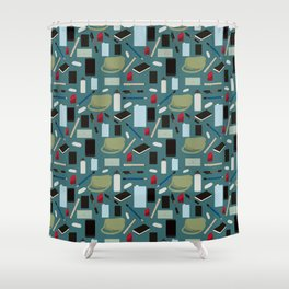In Your Bag Shower Curtain
