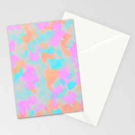 Confetti bloom  Stationery Cards