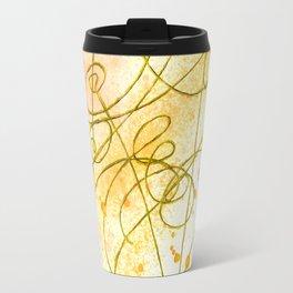 Golden Dream Travel Mug