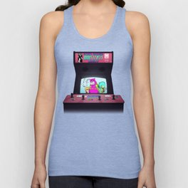 FBH Bonus Level Arcade Unisex Tank Top
