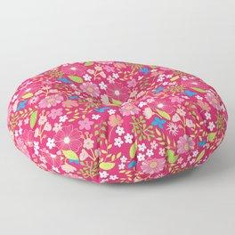 Paprika Floor Pillow