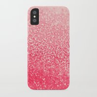 coral iPhone & iPod Cases featuring CORAL by Monika Strigel