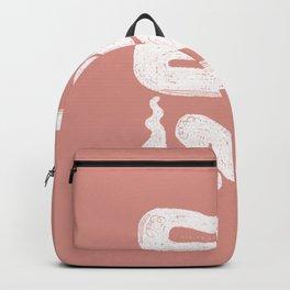 Boho Snake: Nikita Abuya Backpack