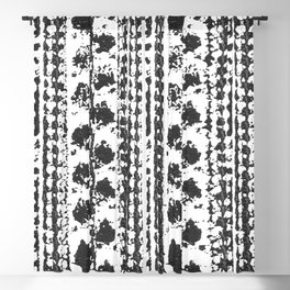 Crochet Impressions: LEAVES Blackout Curtain