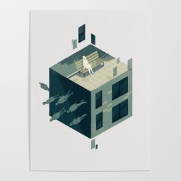 Cube 01 Poster