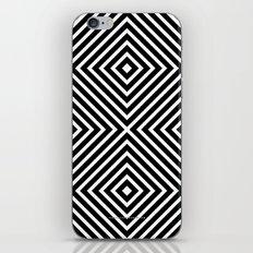 Chevron Diamond ///www.pencilmeinstationery.com iPhone & iPod Skin