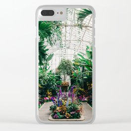 The Main Greenhouse Clear iPhone Case