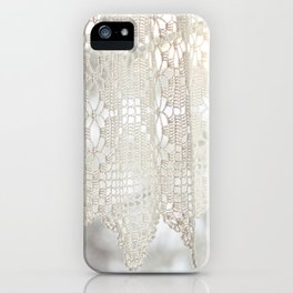 lace iPhone Case