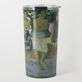 Hail Mary by Paul Gauguin, 1891 Travel Mug