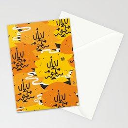 Barbas Otoño Stationery Cards
