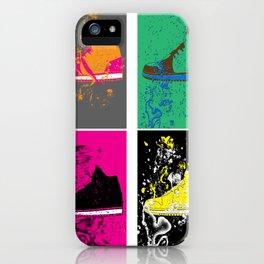 Kicks iPhone Case