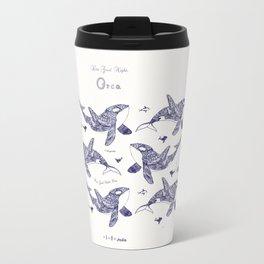 Kiss Good Night - Orca II Travel Mug