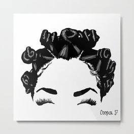 The Crown You Will Always Wear 5 Metal Print
