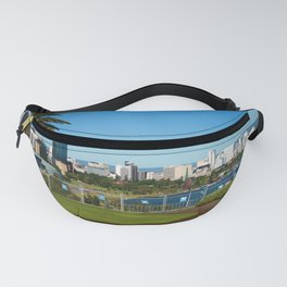 Perth - King's Park Cityscape Fanny Pack