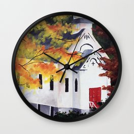 Old South Churches Series #2 Wall Clock