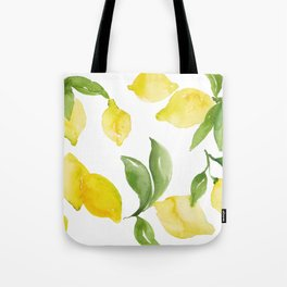 lemon love Tote Bag