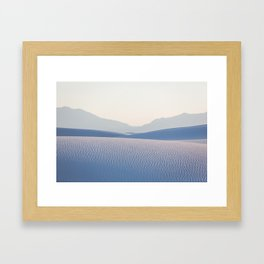 We Are A Lot Of Things, Alone Is Not One Of Them Framed Art Print