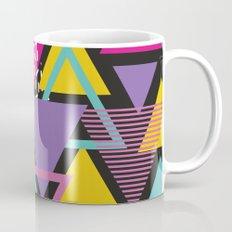 Back To The 80's Pattern Mug