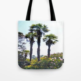 The Lost Gardens of Heligan - Palm Trees Tote Bag