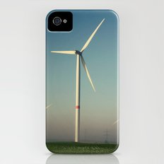 Windmills in the Sun iPhone (4, 4s) Slim Case