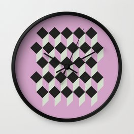 BottomAndShapeIV/ Wall Clock