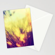 Wheat Grass - Prairie Wheat Grass waving in the wind Stationery Cards