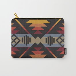 American Native Pattern No. 38 Carry-All Pouch