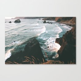 Oregon Coast IV Canvas Print