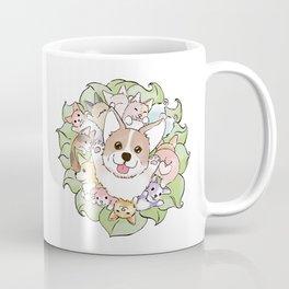 A Dozen Corgis Coffee Mug
