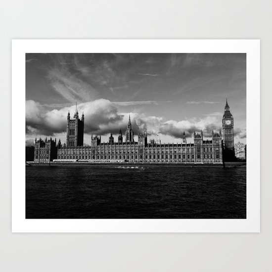 Kingdom for the Clouds Art Print