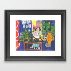 Matisse#1 Framed Art Print