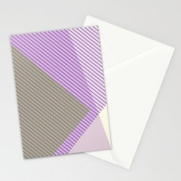 cool lines 002 Stationery Cards