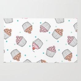 Cupcake Delight Pinks Rug