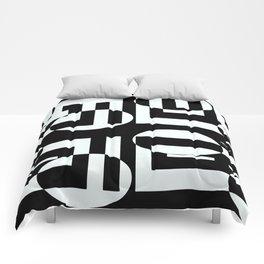 Closer Look Comforters