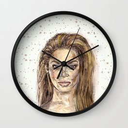 B is Music Wall Clock