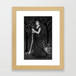 Emilie Framed Art Print