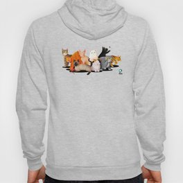 Gatos / Cats Hoody