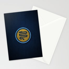 Club Scouts - Stand For Blue Stationery Cards