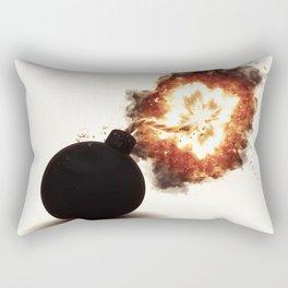 Bomb Rectangular Pillow