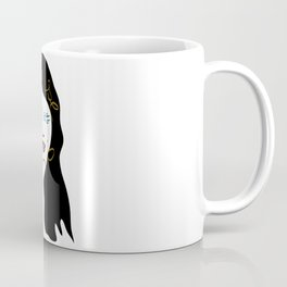cara de no se que con ojos de no se como Coffee Mug
