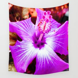 Shifted Color Wall Tapestry