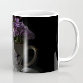 Botanical Tea Cup Coffee Mug
