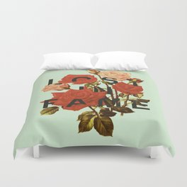 Lost In Fame Duvet Cover