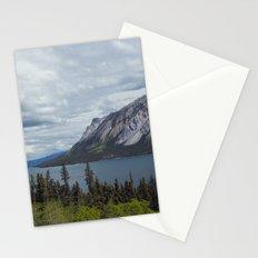Tagish Lake Yukon Canada Stationery Cards