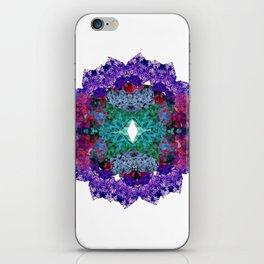 Flower Wheel  iPhone Skin