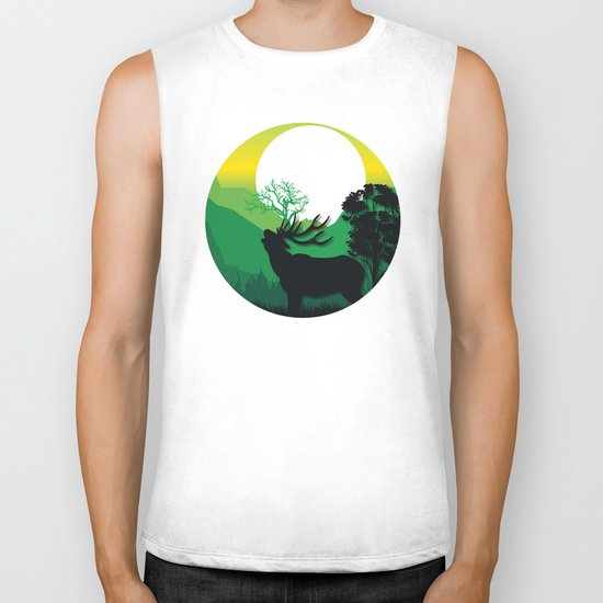 My Nature Collection No. 54 Biker Tank