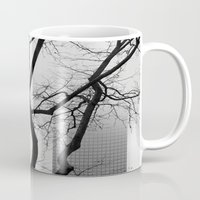 blur Mugs featuring Blur by PSimages