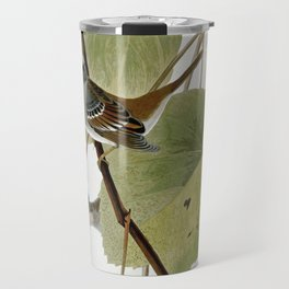 White-crowned Sparrow Travel Mug